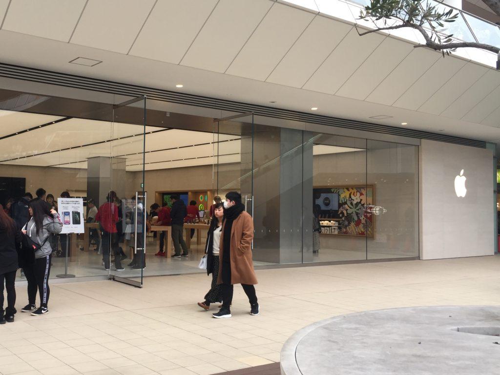 Apple Store 川崎