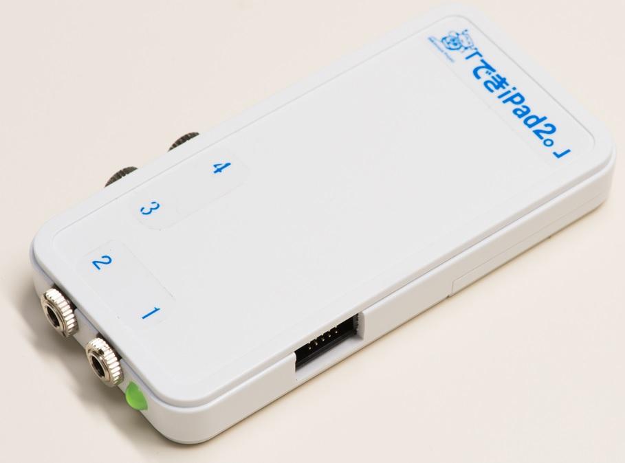 できiPad2。