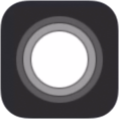 AssistiveTouchボタン