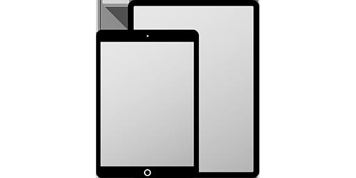 iPadのアイコンn