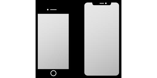 iPhoneのアイコン