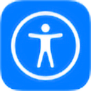 iOS アクセシビリティのアイコン