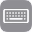 iOS Apple キーボードのアイコン