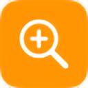 iOS 拡大鏡のアイコン
