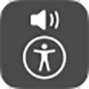 iOS VoiceOverのアイコン