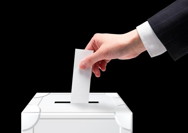 選挙の投票行為